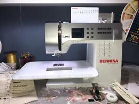 BERNINA B330 PORTABLE MULTI PURPOSE SEWING MACHINE & ACCESSORIES-Swiss made