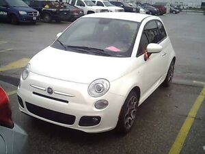 2015 Fiat 500 SPORT / AUTO / NO PAYMENTS FOR 6 MONTHS !!