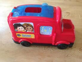 VTech Alphabet Learning Bus