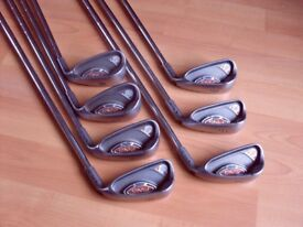 Ping G10 irons 5-sw regular