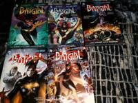 DC Comics Batgirl New 52 Gail Simone Complete Series