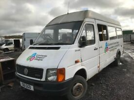Volkswagen lt spare parts available
