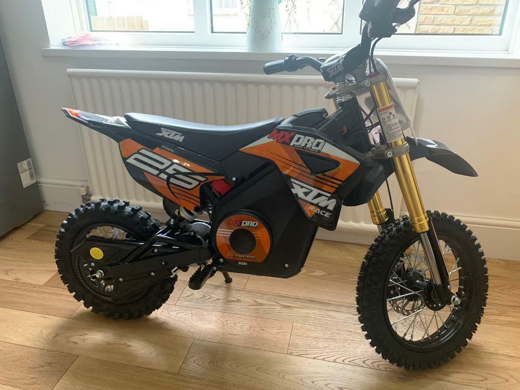 Xtm Mx Pro 48v 1300w Dirtbike Oset Kuberg In Middlesbrough North Yorkshire Gumtree