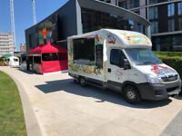 Catering Van, Mobile Catering