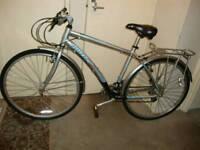 Claud Butler (classic) men's aluminium hybrid Road bike