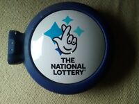 lotto projection sign.........................................Collectibles and potential antiques...