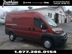 2017 Ram ProMaster 1500 High Roof 136 in. WB   CLOTH   REAR CAME