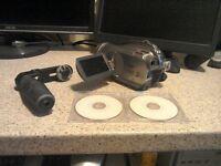 Panasonic DVD e.cam Video Camcorder