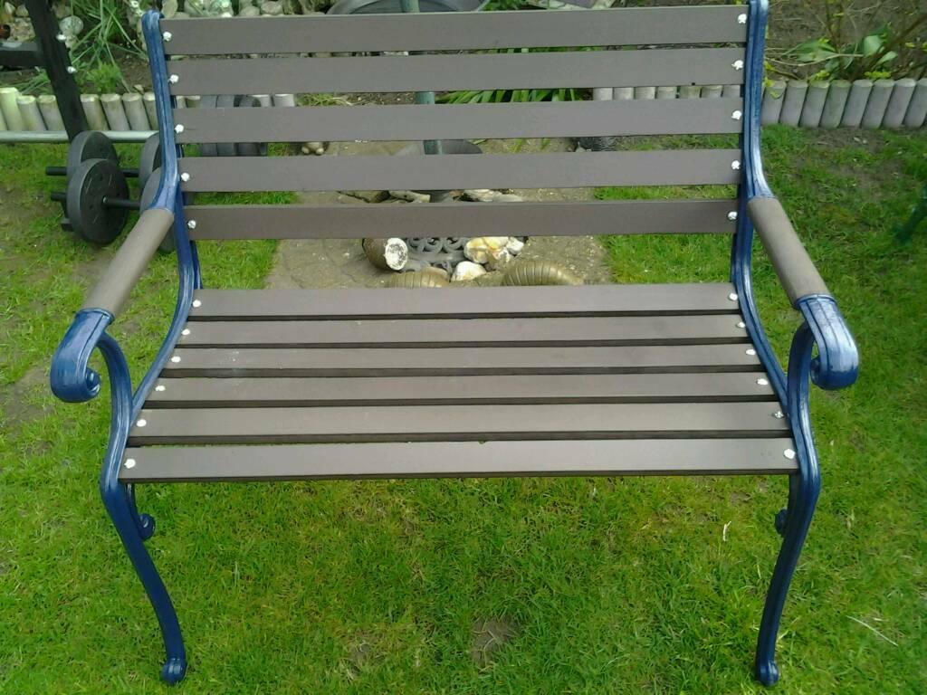 Astounding 2 Seater Garden Bench In Gorleston Norfolk Gumtree Cjindustries Chair Design For Home Cjindustriesco