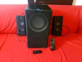 Altec Lansing 2.1 speaker system