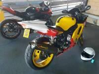 Yamaha R6 very clean bike!