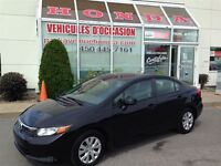 2012 Honda Civic LX * A/C * Cruise * Bluetooth * USB