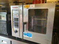 RATIONAL COMBI STEAM OVEN CATERING COMMERCIAL KITCHEN FAST FOOD SHOP