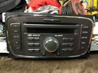 Ford Bluetooth cd stereo