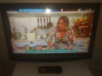 """26"""" LCD colour TV television with freeview"""