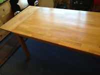 6 seater dining table can extend to 8 seater