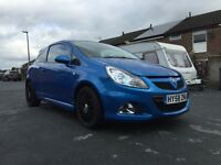 Vauxhall corsa Vxr replica limited edition