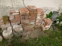 Victorian hand made bricks