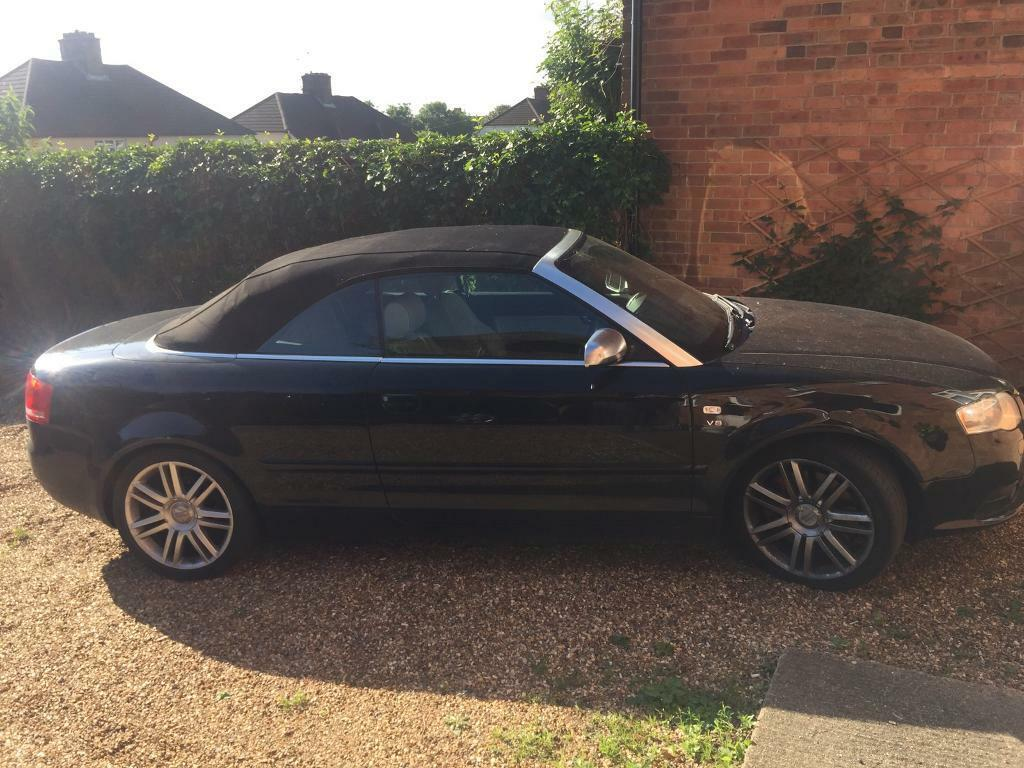 Audi s4 convertible breaking for all parts | in Chalfont St