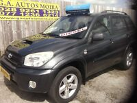 2005 toyota rav4 d4d trx special eddition facelift model !!!