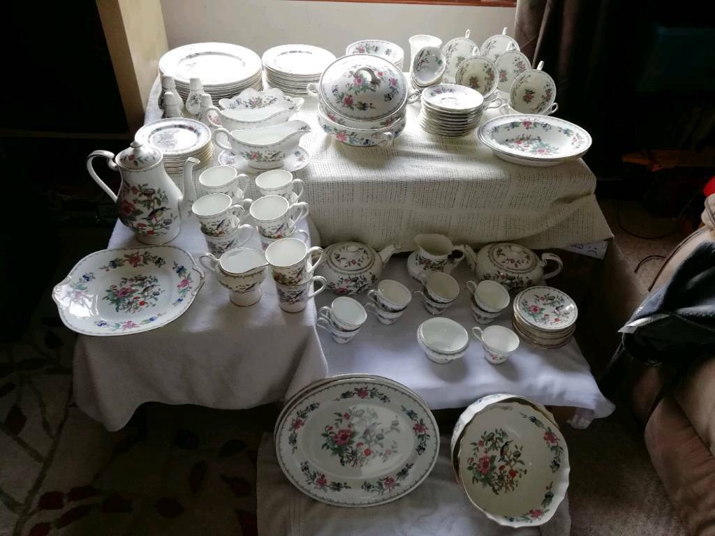 aynsley china pembroke
