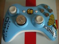 Manchester City XBOX 360 Wireless Controller