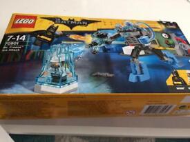 The Batman movie Lego 70901 mr freeze ice