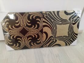 Next pictures/canvases black & gold