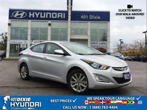 2016 Hyundai Elantra SPORT|SUNROOF|ALLOYS| ONE OWNER|
