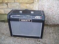 Amplifier, Hiwatt MAXWATT G100 112R 100w Guitar Amp