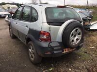 Renault scenic r4 4x4 rare car ideal winter g driving car any trial welcome px considered alloys etc