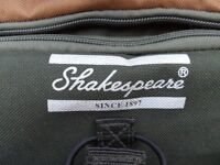 Shakespeare Folding Stool with Cooler Bag - new