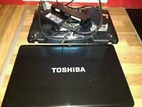 Toshiba Satalite pro laptops spares repairs