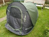 Eurohike pop-up tent