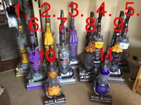 Refurbished Dyson Vacuums for sale, text or email only please