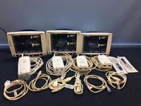 Somanetics Invos Oximeter Cerebral/Somatic Monitors&Preamplifiers&Reusable Sensor&Paediatric Sensors