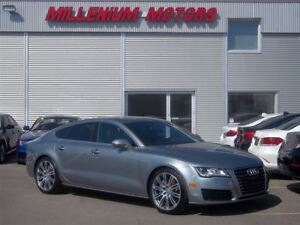 2014 Audi A7 3.0 AWD S-LINE / NAVI/ LEATHER/ SUNROOF/ MUST SEE