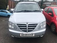 Fantatsic Value 2009 09 Rodius 270 S Automatic Large 7 Seater MPV Diesel Only 50000 Miles Sept MOT!!