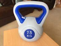 Kettle weight 7.5Kg