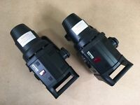 Bowens Gemini GM400 BW-3670 Studio Flash Heads (Pair)