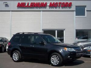 2011 Subaru Forester 2.5 X AWD LIMITED / LEATHER / SUNROOF / MUS