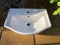 White Ceramic Sink - FREE