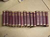 set 15 Charles Dickens books