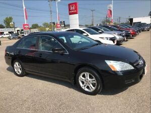 2007 Honda Accord SE - LOW KMS !