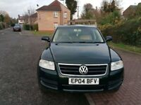 2004 Volkswagen Touareg 2.5 TDI 5dr Auto @07445775115