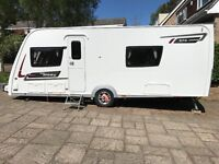 ELDDIS AFFINITY 574 2014 4 BERTH TWIN BED