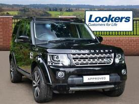 Land Rover Discovery SDV6 HSE LUXURY (black) 2015-01-13