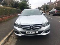 Mercedes-Benz E Class 2.1 E220 CDI SE 4d AUTO 175 BHP. SAT NAV . LEATHER. CRUISE CONTROL. BLUETOOTH