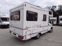 Motorhome For Hire In Cornwall - Available For Holidays