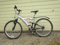 RALEIGH-MAX cromoly bike